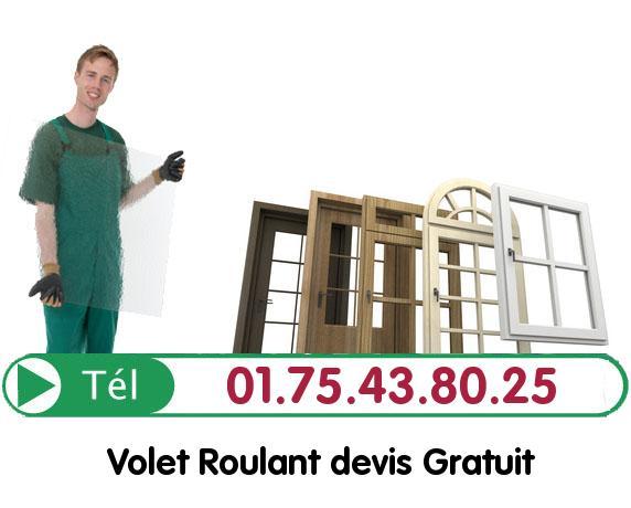 Deblocage Rideau Metallique BROQUIERS 60220