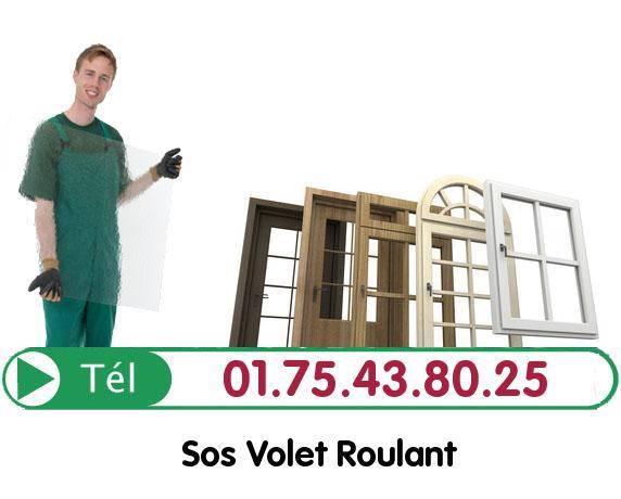Deblocage Rideau Metallique Cessoy en Montois 77520