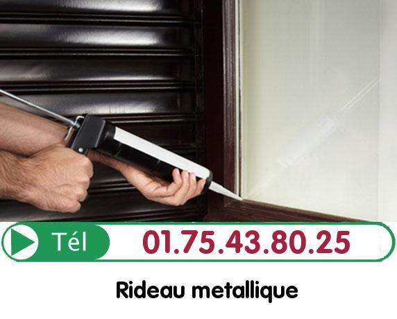 Deblocage Rideau Metallique Grisy les Platres 95810