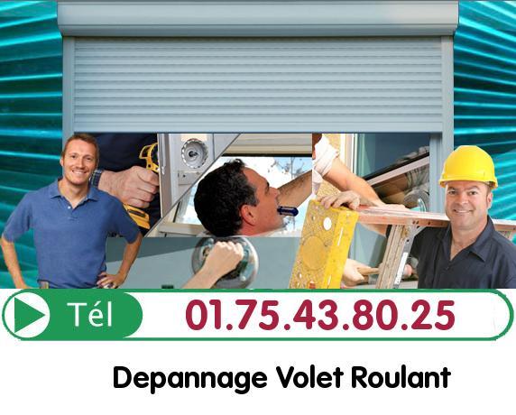 Deblocage Rideau Metallique Isles les Villenoy 77450