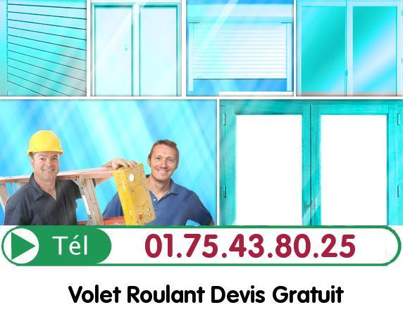 Deblocage Rideau Metallique JAUX 60880