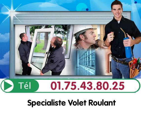 Deblocage Rideau Metallique La Genevraye 77690