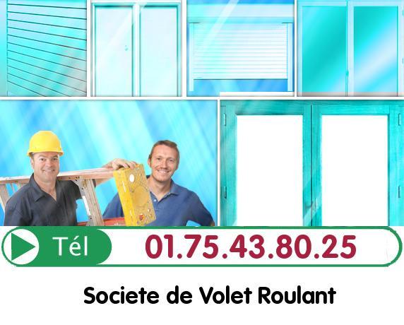 Deblocage Rideau Metallique ROYAUCOURT 60420