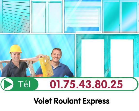 Deblocage Rideau Metallique Vert le Petit 91710