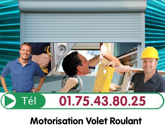 Deblocage Rideau Metallique Villemarechal 77710