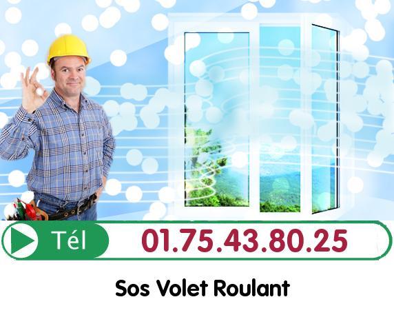 Deblocage Rideau Metallique Villiers le Sec 95720