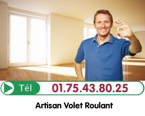 Deblocage Volet Roulant ABBECOURT 60430
