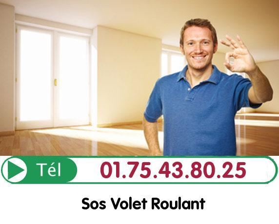 Deblocage Volet Roulant LA RUE SAINT PIERRE 60510
