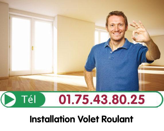 Deblocage Volet Roulant Mezieres sur Seine 78970