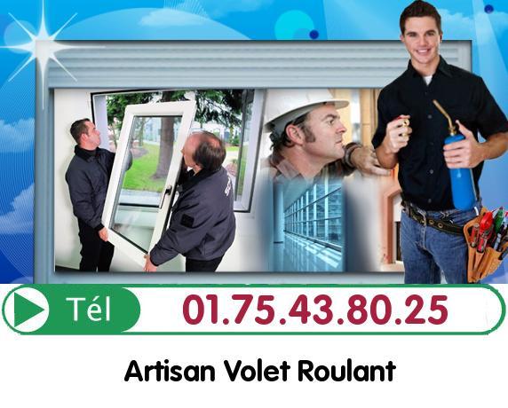 Depannage Rideau Metallique FONTAINE CHAALIS 60300
