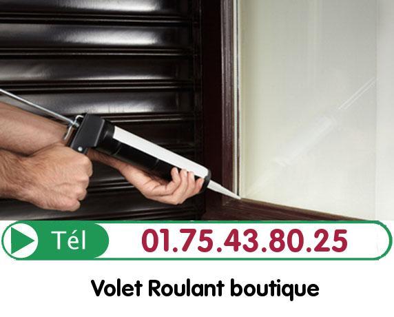 Depannage Rideau Metallique Villemareuil 77470