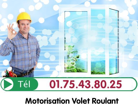 Depannage Volet Roulant CROUY EN THELLE 60530