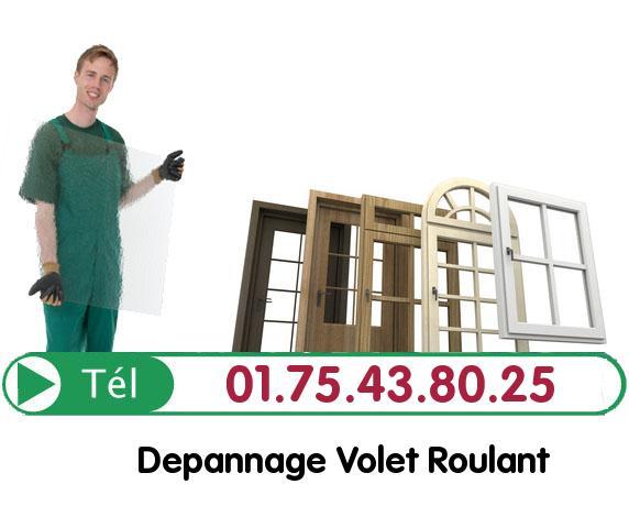 Depannage Volet Roulant MOULIN SOUS TOUVENT 60350
