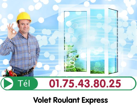 Depannage Volet Roulant OUDEUIL 60860
