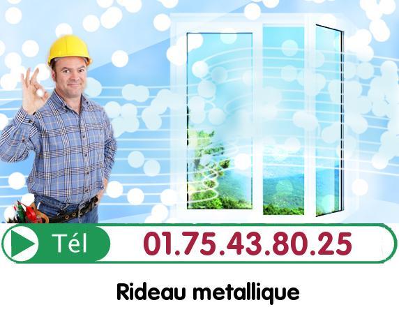 Reparation Rideau Metallique Jouy le Moutier 95280