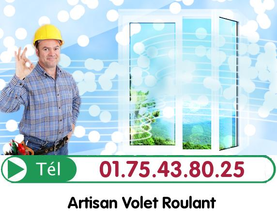 Reparation Rideau Metallique Le Plessis Luzarches 95270