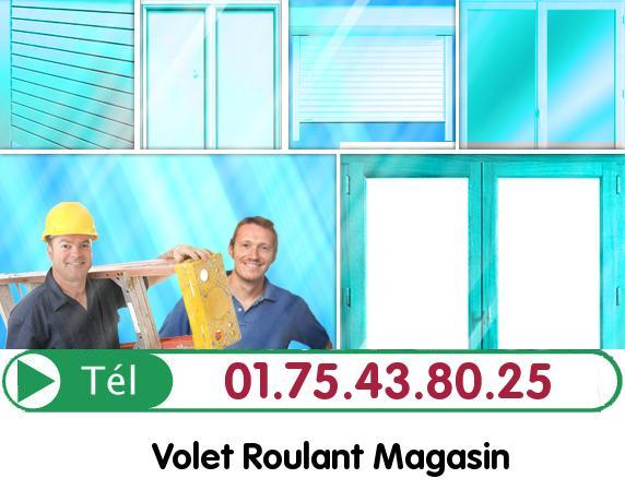 Reparation Rideau Metallique Mery sur Oise 95540