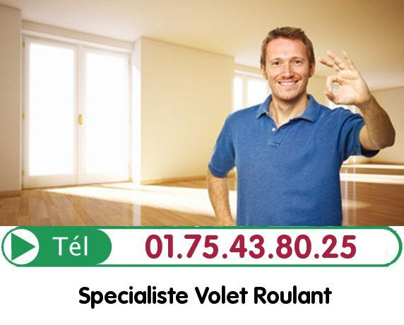 Reparation Rideau Metallique Moisenay 77950
