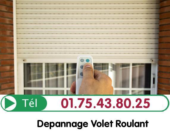 Reparation Rideau Metallique MONTEPILLOY 60810