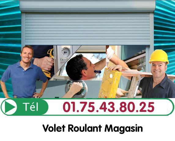 Reparation Rideau Metallique MONTJAVOULT 60240