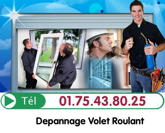Reparation Rideau Metallique SACY LE GRAND 60700