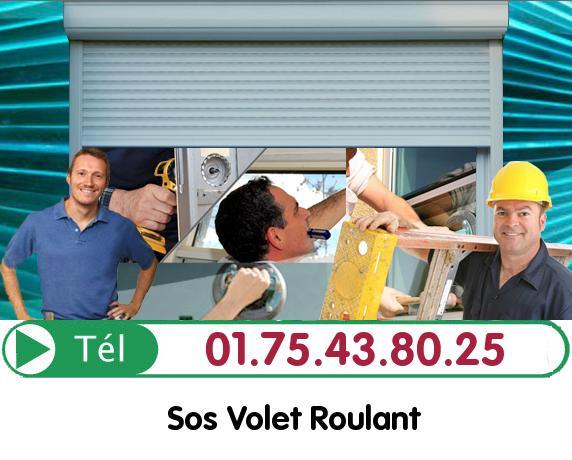 Reparation Rideau Metallique Saint Hilliers 77160