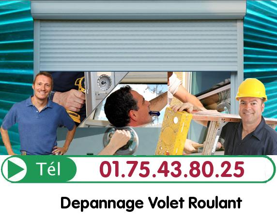 Reparation Rideau Metallique SENLIS 60300