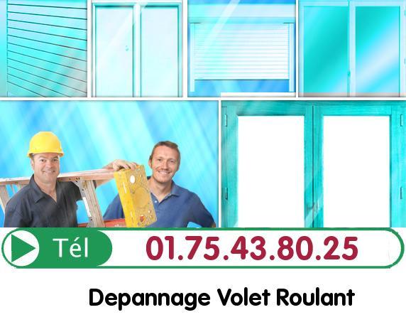 Reparation Rideau Metallique TROISSEREUX 60112