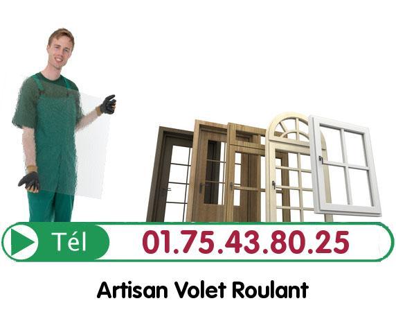 Reparation Rideau Metallique VERNEUIL EN HALATTE 60550