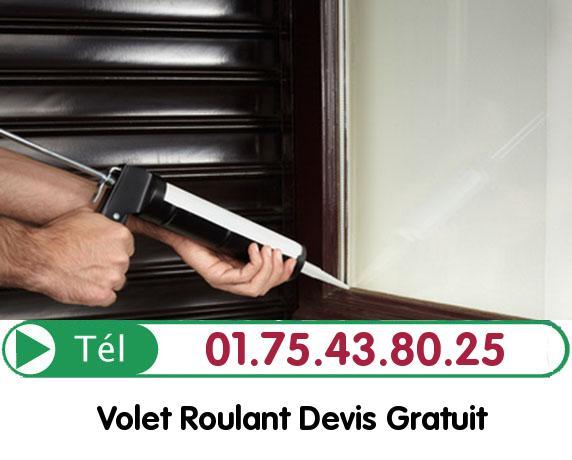 Reparation Rideau Metallique Villeneuve Saint Denis 77174