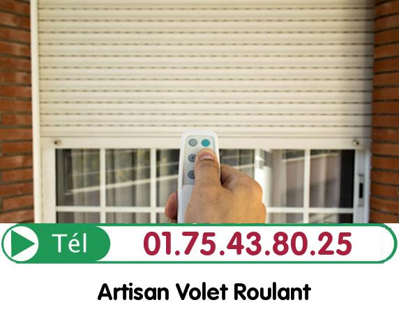 Reparation Rideau Metallique Villeron 95380