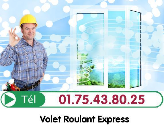 Reparation Rideau Metallique Villiers le Sec 95720