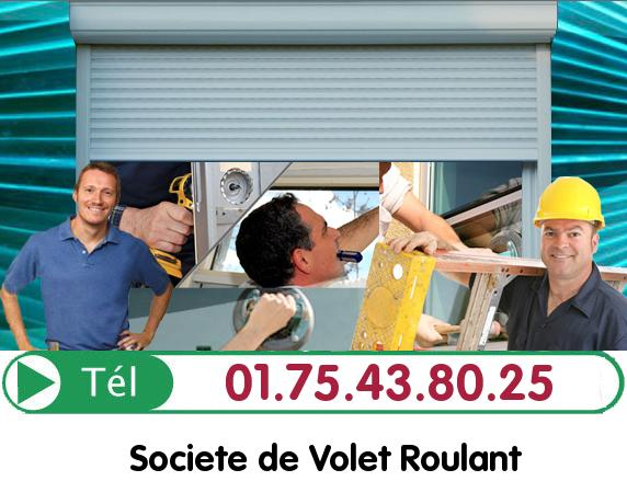 Reparation Volet Roulant DAMERAUCOURT 60210