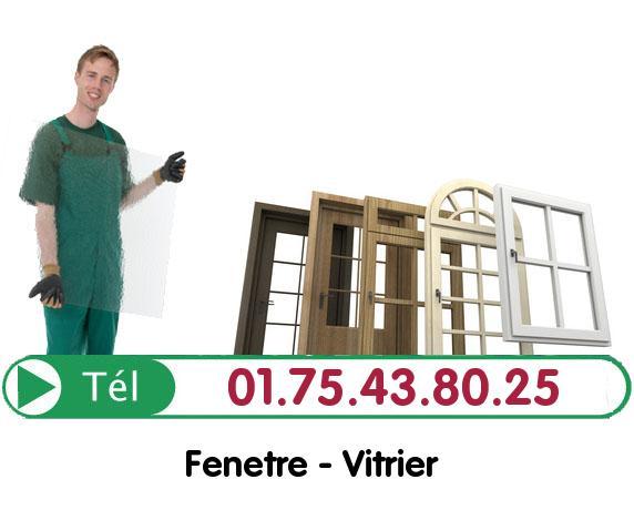 Rideau Metallique Arronville 95810