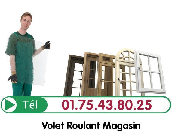 Rideau Metallique BEAULIEU LES FONTAINES 60310