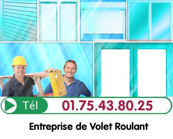 Rideau Metallique Boinvilliers 78200