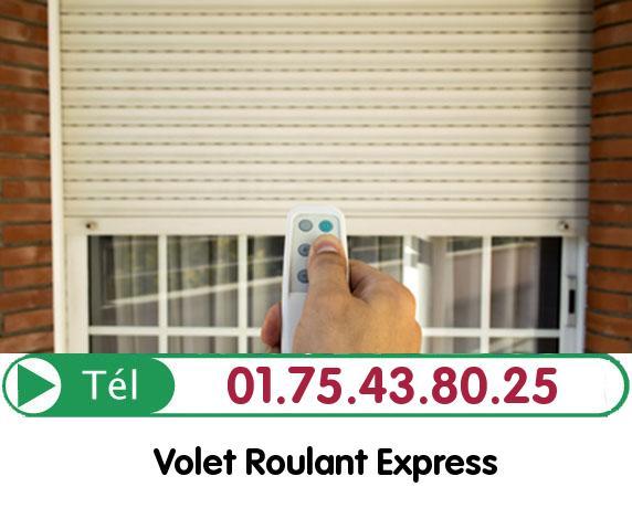 Rideau Metallique Bouqueval 95720