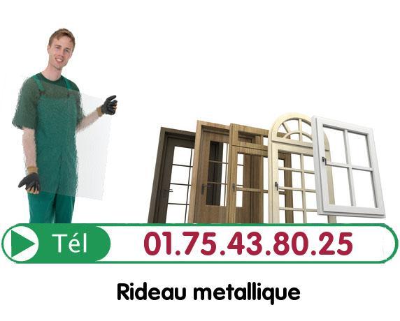 Rideau Metallique Cheptainville 91630