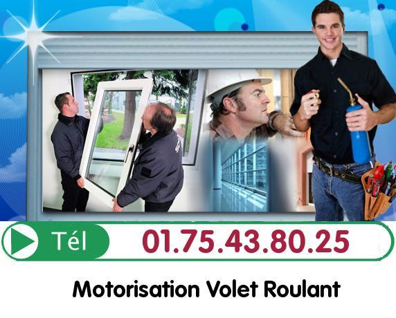 Rideau Metallique Cherence 95510