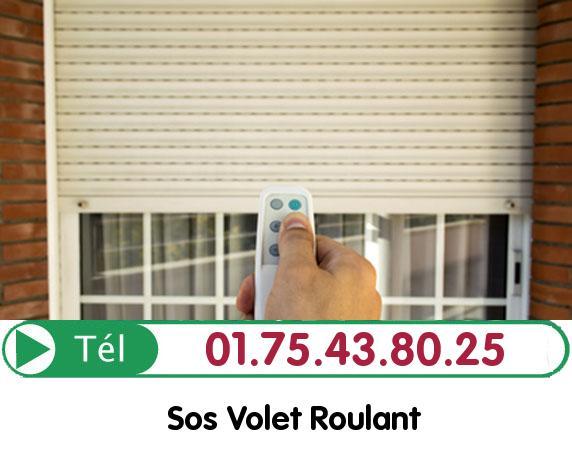 Rideau Metallique Courances 91490