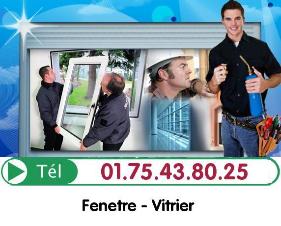 Rideau Metallique epinay Champlatreux 95270