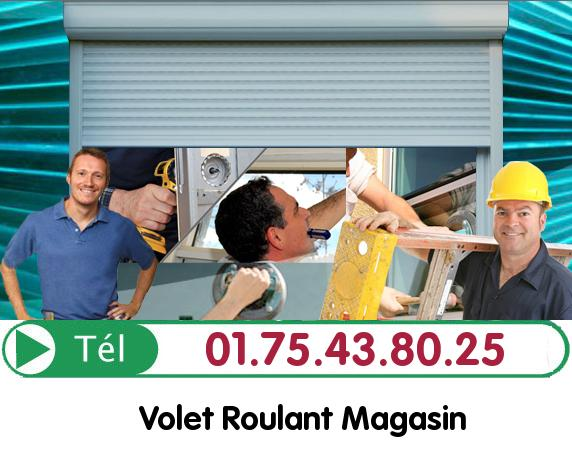 Rideau Metallique Fremecourt 95830