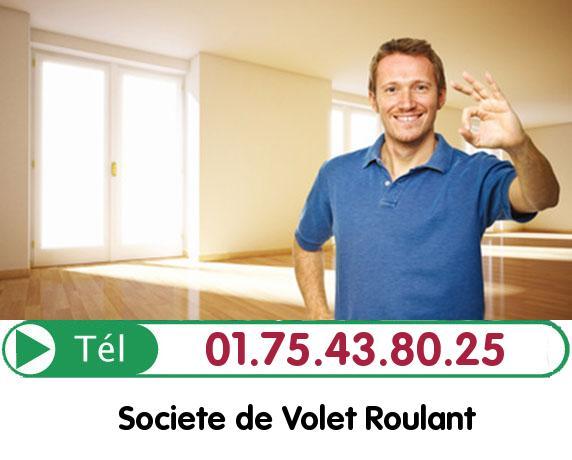 Rideau Metallique Gazeran 78125