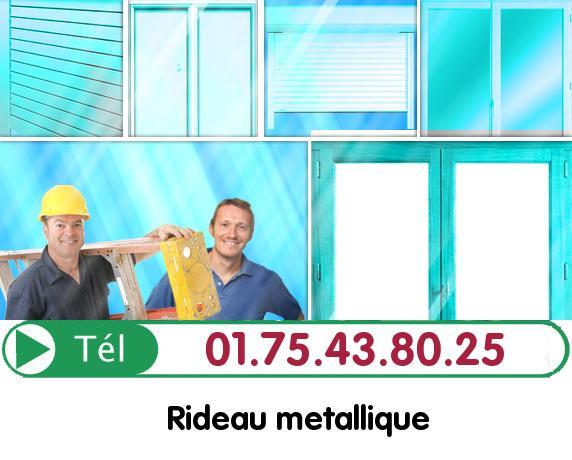 Rideau Metallique Grisy Suisnes 77166