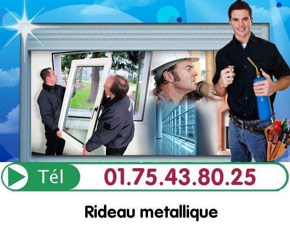 Rideau Metallique La Chapelle en Vexin 95420
