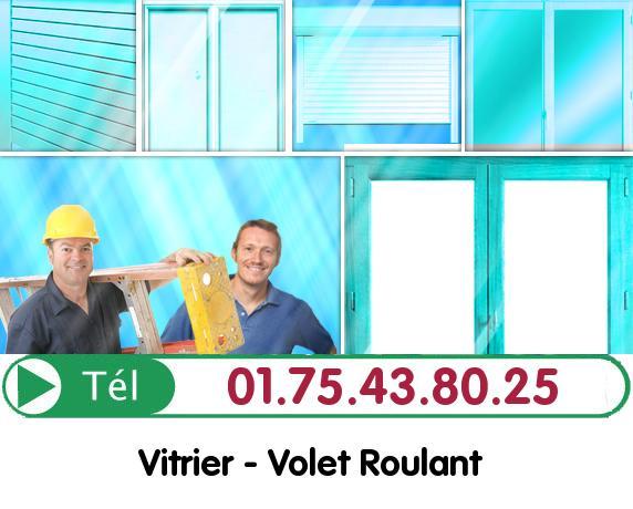 Rideau Metallique Le blanc mesnil 93150