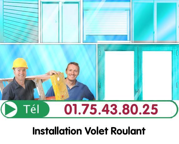 Rideau Metallique Le Val Saint Germain 91530