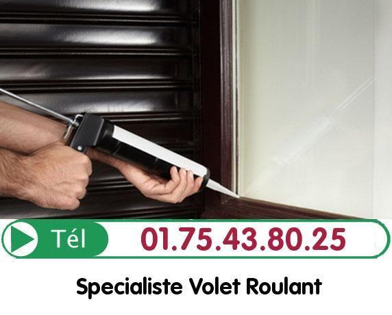 Rideau Metallique Sonchamp 78120