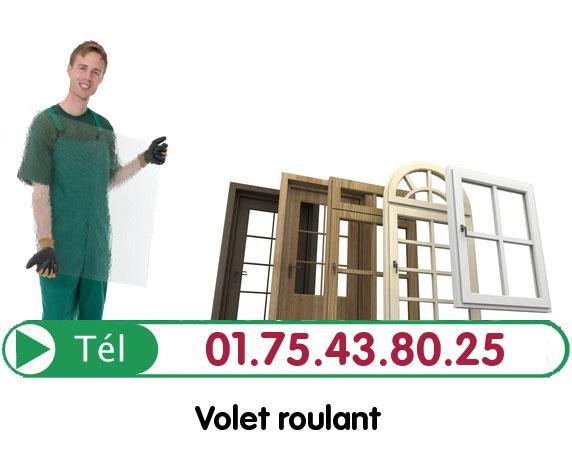 Rideau Metallique TOURLY 60240