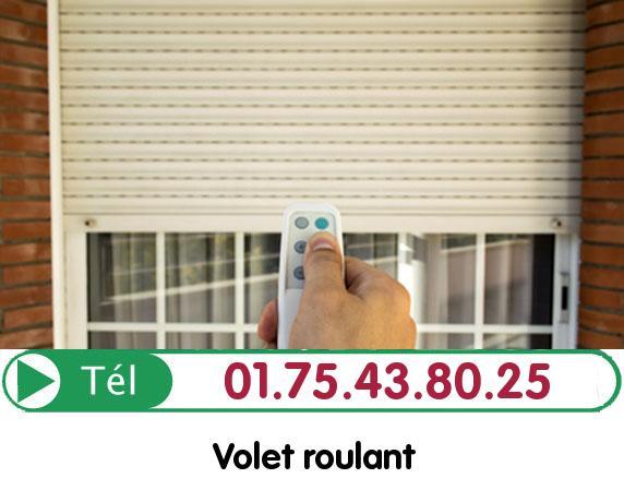 Rideau Metallique Villemareuil 77470